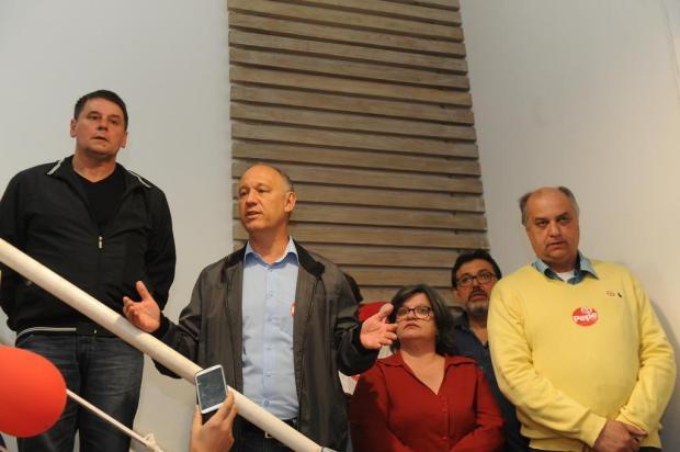 PT regional se reúne em Caxias e inicia movimentos para as eleições de 2018 Jonas Ramos/Agencia RBS