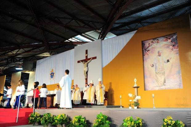 Beatificação do padre João Schiavo, em Caxias, reúne milhares Porthus Junior/agencia RBS