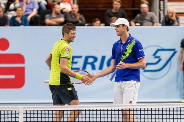 Marcelo Demoliner é vice de duplas em Viena e atinge melhor ranking da carreira Erste Bank Open/ATP Vienna/Divulgação