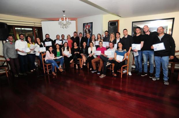 Gaúcha Serra, RBS TV Caxias e Pioneiro premiam melhores trabalhos jornalísticos Porthus Junior/Agencia RBS