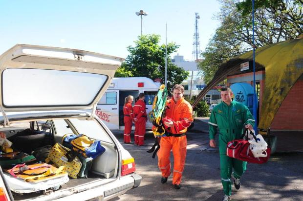 Resgate Voluntário de Farroupilha enfrenta dificuldades para manter atendimentos gratuitos Roni Rigon/Agencia RBS