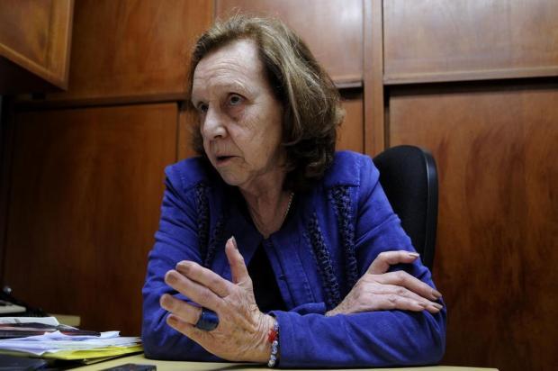 """""""Michel Temer não representa o PMDB"""", diz Joanira Kayser, liderança do partido em Caxias do Sul Marcelo Casagrande/Agencia RBS"""