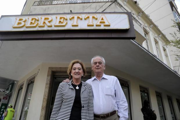 Beretta completa cem anos e lança livro nesta terça-feira em Caxias do Sul Marcelo Casagrande/Agencia RBS