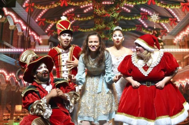 """Agenda: Espetáculo """"Natal pelo Mundo"""" é apresentado nesta terça em Gramado Cleiton Thiele/SerraPress/ Divulgação"""