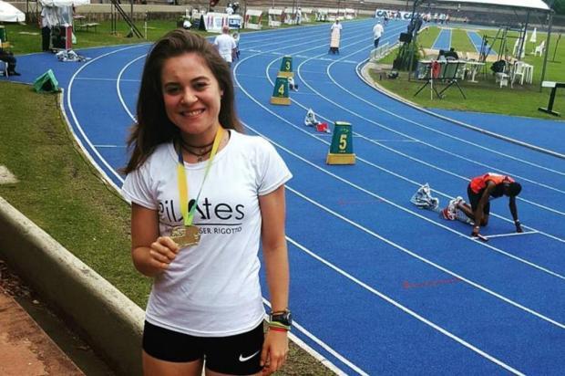Bento-gonçalvense Hélen Spadari disputa o GP Brasil de Atletismo neste domingo Arquivo pessoal/Divulgação