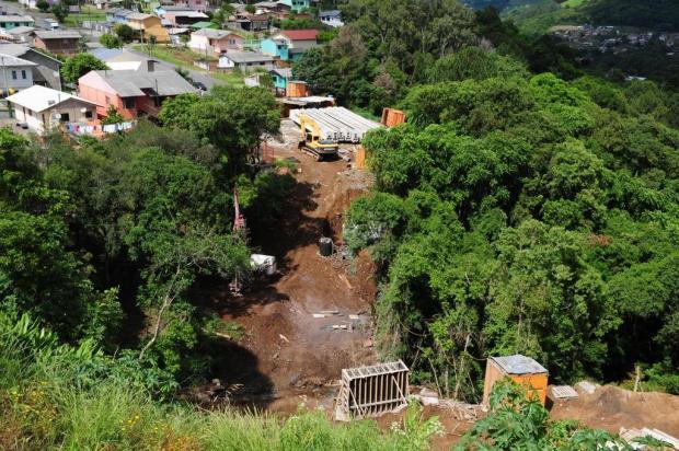 Obras da Radial Sudoeste, em Caxias do Sul, aguardam desapropriação Roni Rigon/Agencia RBS