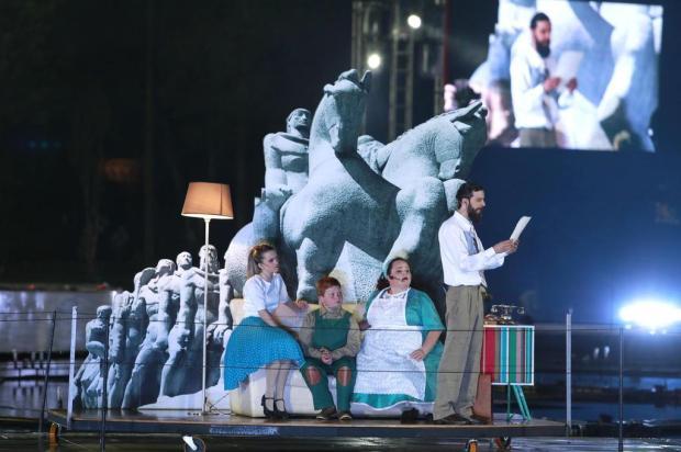 """Agenda: Espetáculo """"Reencontros de Natal"""" ocorre nesta quarta, em Gramado Cleiton Thiele/Divulgação"""