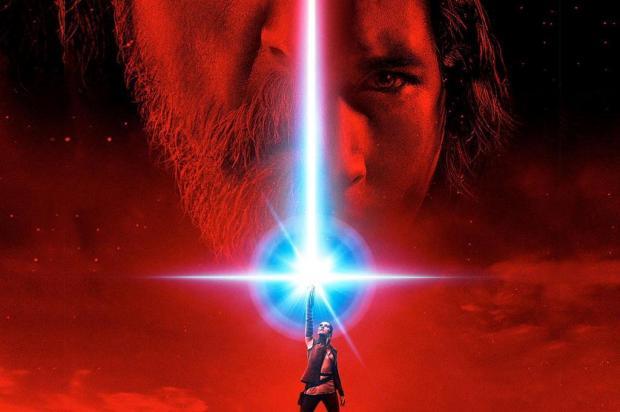 """3por4: Ingressos do filme """"Star Wars: Os Últimos Jedi"""" já podem ser comprados em Caxias Walt Disney Studios Motion Pictures/Divulgação"""