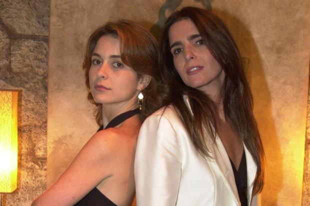 Televisão: a dupla Maria Clara e Laura está de volta Ver Descrição/Ver Descrição