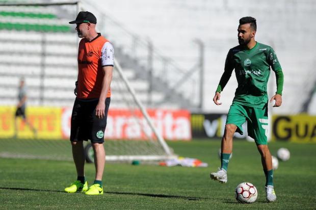 Reestreia de Zago é atração do Juventude contra o Ceará Felipe Nyland/Agencia RBS