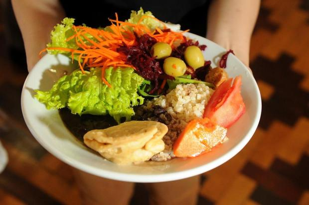 Cresce o número dos restaurantes vegetarianos e veganos em Caxias Felipe Nyland/Agencia RBS
