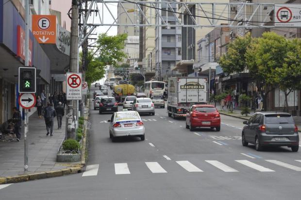 Estacionamento na Sinimbu pode ter horário ampliado aos sábados Leonardo Portella/Divulgação