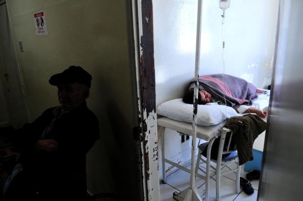 Sem recursos, hospitais da Serra Gaúcha estão à beira do colapso Diogo Sallaberry/Agencia RBS