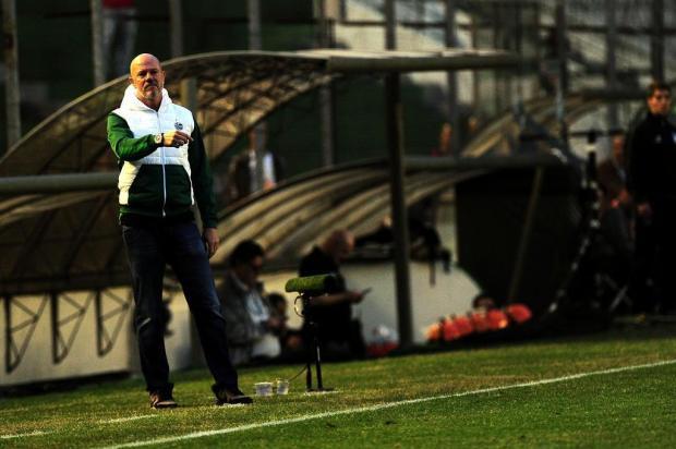 Zago vê vitória do Juventude como motivação para acreditar no acesso Marcelo Casagrande/Agencia RBS