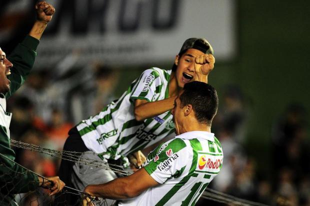 Jogadores do Juventude destacam postura da equipe na vitória sobre o Ceará Marcelo Casagrande/Agencia RBS