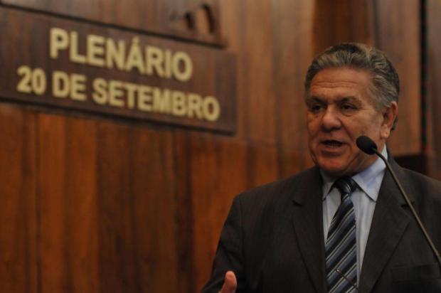 """""""Sou político com muito orgulho"""", diz ex-deputado Francisco Appio Marcos Eifler/Agência ALRS"""