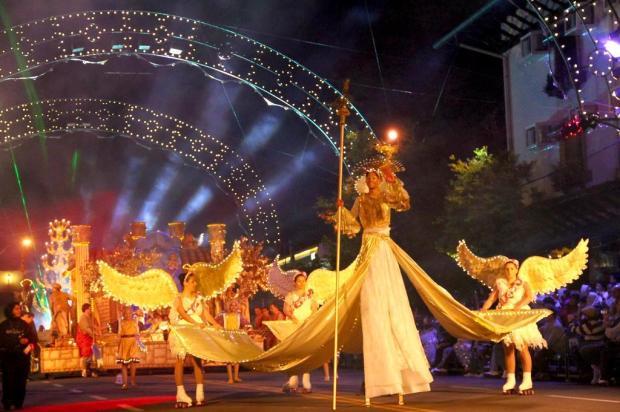 Agenda: Grande Desfile de Natal ocorre nesta segunda, em Gramado Cleiton Thiele/Especial