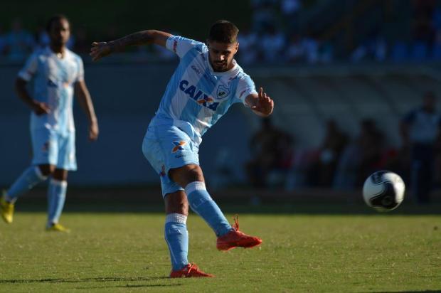 Apresentação do grupo de jogadores do Caxias será na quarta-feira Gustavo Oliveira/Londrina E.C./Divulgação