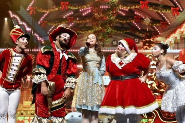 Agenda: Confira a programação do 32º Natal Luz desta terça-feira Cleiton Thiele,SerraPress/Divulgação