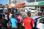 Bandido ferido em confronto com a Guarda Municipal permanece internado em hospital de Caxias Marcelo Casagrande/Agencia RBS