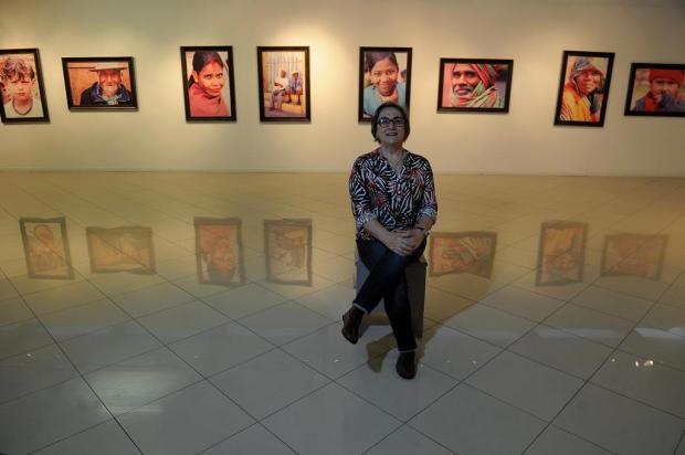 """Mostra """"Retratos da Alma"""", de Ilka Filippini, abre nesta quarta-feira em Caxias do Sul Felipe Nyland/Agencia RBS"""