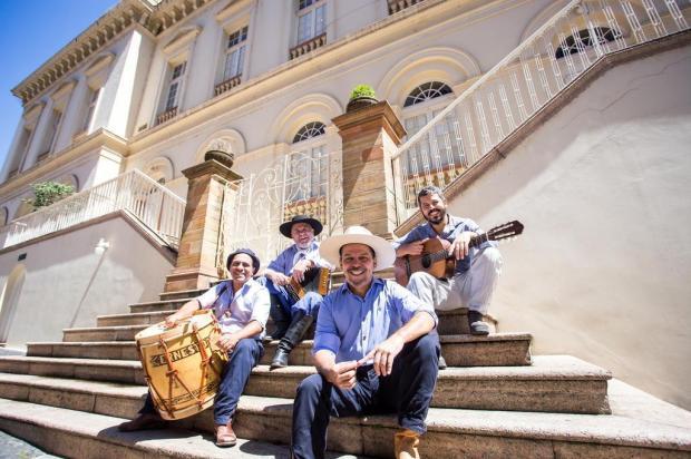 3por4: Os Fagundes são atração de um jantar dançante no dia 24 de novembro, em Caxias Eduardo Rocha/Divulgação