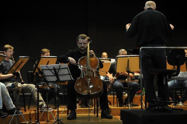 Nesta quinta-feira, tem Quinta Sinfônica no UCS Teatro, em Caxias do Sul Marcelo Casagrande/Agencia RBS