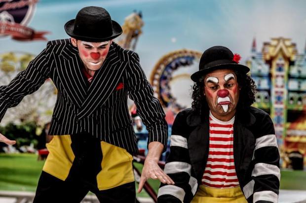 """Agenda: Espetáculo """"Cadê o circo?"""" é apresentado nesta quinta, em Caxias Ramon Munhoz/Divulgação"""