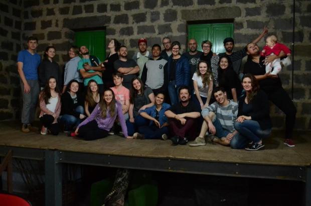 """3por4: Cineasta porto-alegrense faz gravações de longa """"Os Dragões"""" em Cotiporã Ângela Scarton Taffarel/Divulgação"""