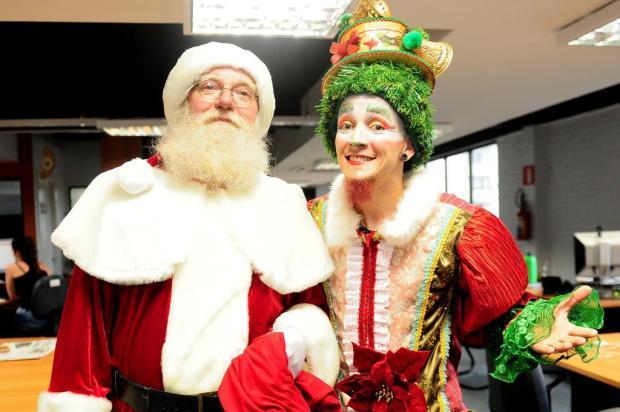 Papai Noel chega nesta sexta-feira ao Shopping Iguatemi, em Caxias do Sul Diogo Sallaberry/Agencia RBS
