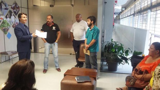 Vereadores pressionam por atendimento do governo Daniel Guerra a líderes comunitários Paula da Rosa/Divulgação