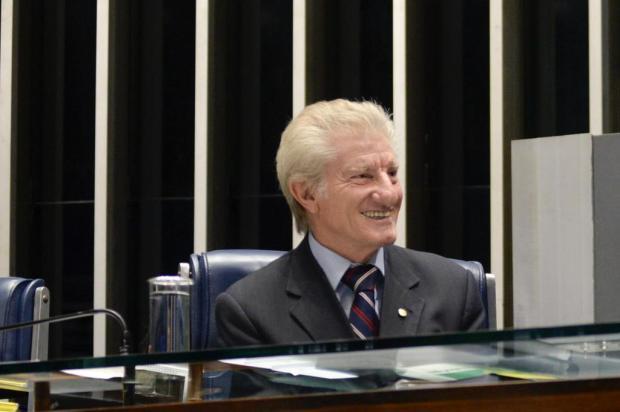"""""""Que o povo passe uma vassoura"""", defende Hermes Zaneti, ex-deputado federal Jefferson Rudy/Agência Senado"""