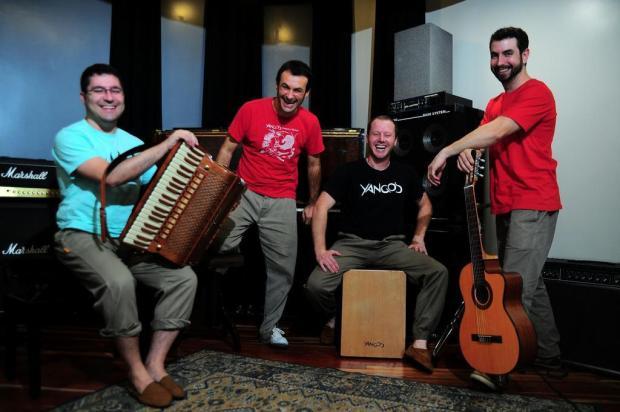 3por4: Quarteto da Yangos embarca nesta segunda para Las Vegas Marcelo Casagrande/Agencia RBS