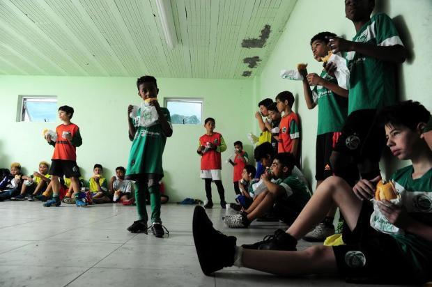 Projeto do Juventude incentiva a prática esportiva e promove a cidadania entre crianças carentes de Caxias Marcelo Casagrande/Agencia RBS