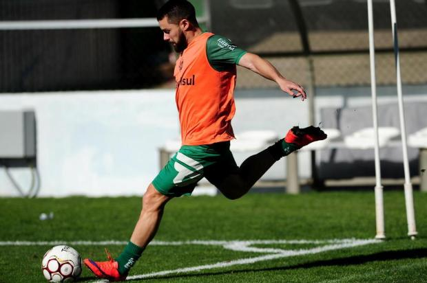 Juventude de olho na próxima temporada Diogo Sallaberry/Agencia RBS