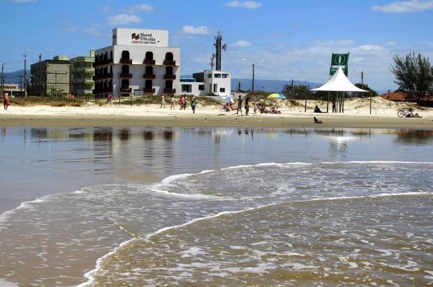 População de Arroio do Sal aumenta 231% na alta temporada Aline Zanotto/divulgação