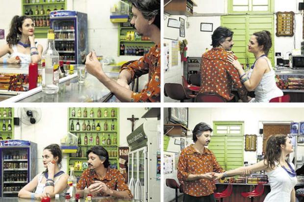 """""""O amor me fez assim"""", do SOU - Contadores de Histórias, terá apresentações de quinta a sábado, em Flores da Cunha Natana Areze/divulgação"""