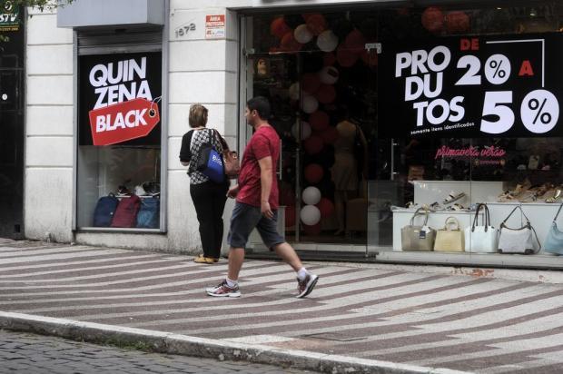 Black Friday vai incrementar vendas em 10% no comércio caxiense Marcelo Casagrande/Agencia RBS