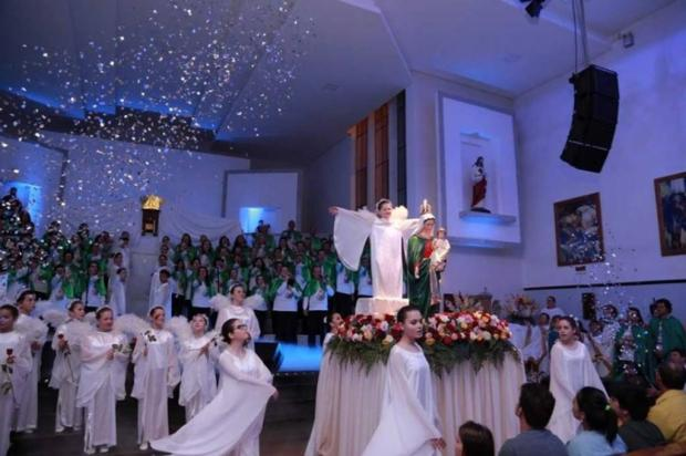 Festa de Nossa Senhora da Saúde anima interior de Flores da Cunha neste final de semana A. Nery/Divulgação