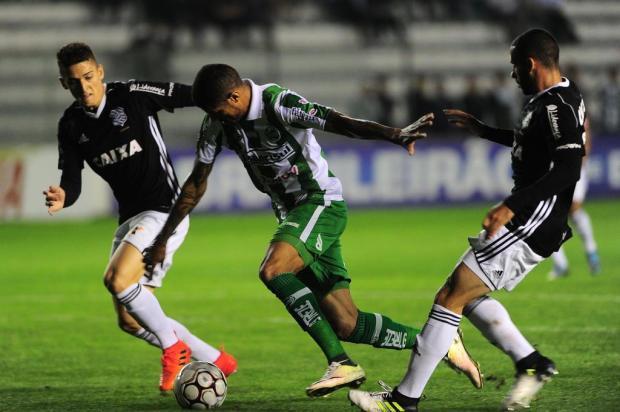Na despedida do Jaconi na Série B, Juventude empata com Figueirense Porthus Junior/Agencia RBS
