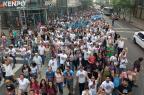 Cinco mil pessoas são esperadas na Marcha para Jesus neste sábado, em Caxias kamila mendes/Agencia RBS