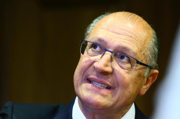 PSDB registra candidatura de Geraldo Alckmin Lauro Alves/Agencia RBS