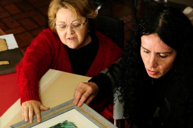 Morre aos 70 anos Alice Cristina Velho Brandão, presidente da Academia Caxiense de Letras Ricardo Wolffenbüttel/Agencia RBS