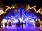 Mesmo ampliada, decoração do Natal Luz terá custo abaixo do estimado Cleiton Thiele/SerraPress,Divulgação