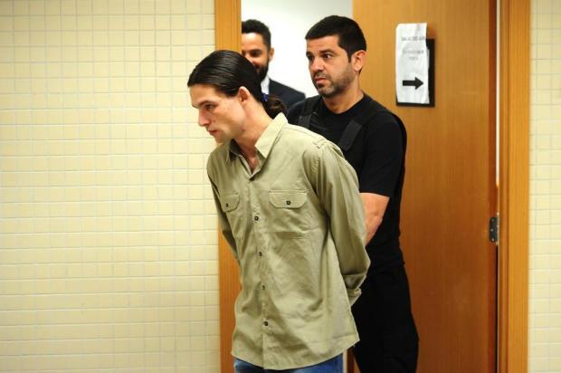 Farenzena é condenado a 16 anos de prisão pelo assassinato de padrasto em Caxias Diogo Sallaberry/Agencia RBS