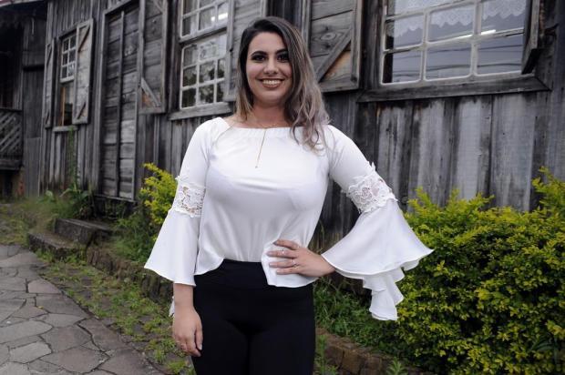 Larissa Endler acredita que é o momento certo para concorrer ao título de rainha da Festa da Uva Marcelo Casagrande/Agencia RBS