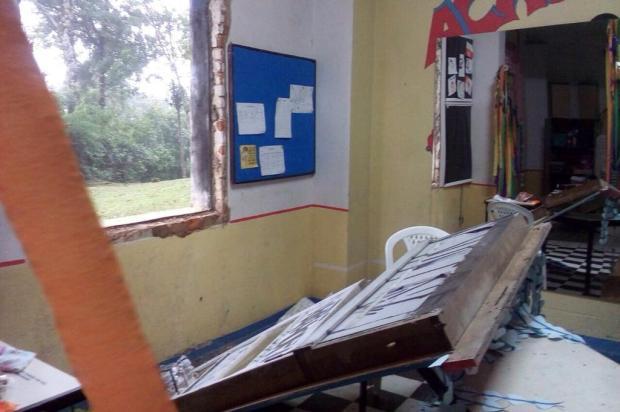 Ladrões arrombam sede de projeto social e prejudicam atividades de crianças e adolescentes em Caxias Viviane Pereira/Divulgação