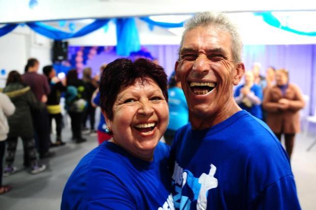 Entidade de Caxias do Sul promove baile para pacientes com câncer celebrarem a vida Diogo Sallaberry/Agencia RBS