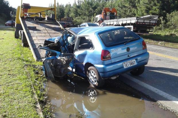 Homem morre após acidente em Farroupilha Lizie Antonello/Agência RBS