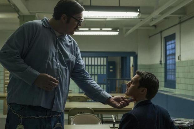 """Série da semana: Assista """"Mindhunter"""" Merrick Morton/Netflix,Divulgação"""